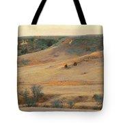 Badlands Prairie Reverie Tote Bag