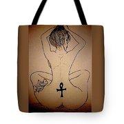 Badu Peaceful  Tote Bag