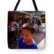 Bag Helper In Baguio Tote Bag