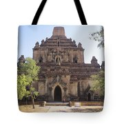 Bagan Sulamani Temple Tote Bag