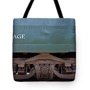 Baggage Tote Bag