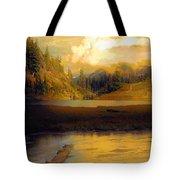 Bagley Lake Tote Bag
