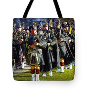 Bagpipes Tote Bag