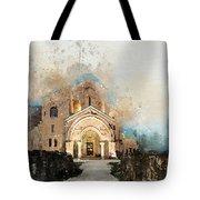 Bagrati Cathedral Tote Bag