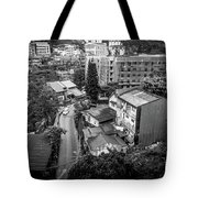 Baguio City On High Tote Bag