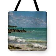 Bahamas Beach Tote Bag