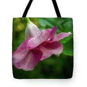 Bahamas Flower Tote Bag