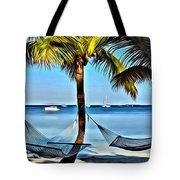 Bahamas Vacation Tote Bag