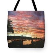 Bahia Inglesa Landscape  Tote Bag