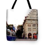 Bahnhofstrasse Zurich Tote Bag