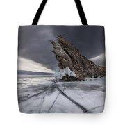Baikal Monster Tote Bag