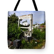 Bait And Tackle Tote Bag