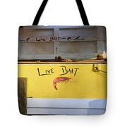 Bait Box Tote Bag