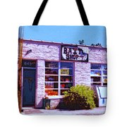 Bait Shop Tote Bag
