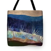 Baja Landscape Number 2 Tote Bag by Carol Leigh