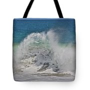 Baja Wave Tote Bag