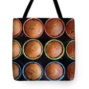 Baked Cupcakes Tote Bag