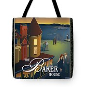 Baker House Endless Sunset Tote Bag