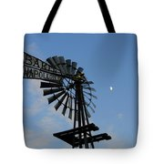 Baker Napoleon And The Moon Tote Bag