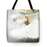 Baking Background Tote Bag