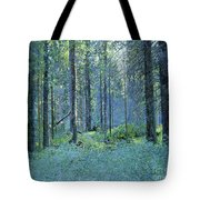 Balaam.thick Of The Forest Tote Bag