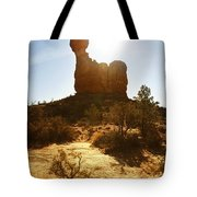 Balancd Rock 3 Tote Bag