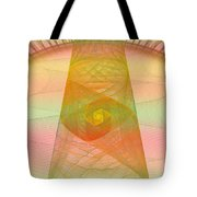 Balance Of Energy Tote Bag