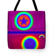 Balance Of Power Tote Bag