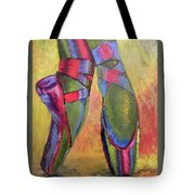 Balance Point Tote Bag