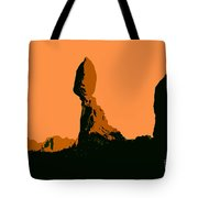 Balance Rock Tote Bag