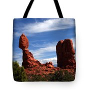 Balanced Rock Arches National Park, Moab, Utah Tote Bag