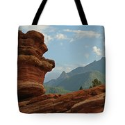 Balanced Rock Tote Bag