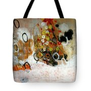 Balancing Freedom-1 Tote Bag
