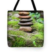 Balancing Zen Stones IIi Tote Bag