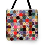 Balbina's Yarn Tote Bag
