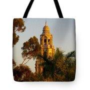 Balboa Park Bell Tower Orig. Tote Bag
