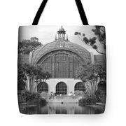 Balboa Park Botanical Garden Tote Bag