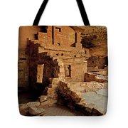 Balcony House, Mesa Verde Np, Co Tote Bag