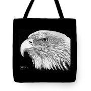 Bald Eagle #4 Tote Bag