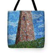 Bald Head Island, Old Baldy Lighthouse Tote Bag
