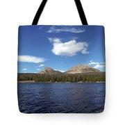 Bald Mountain Tote Bag