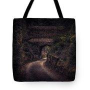 Balduinstein Castle_gateway Tote Bag