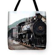 Baldwin Locomotive Number Fifteen Tote Bag