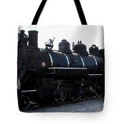 Baldwin Locomotive Tote Bag