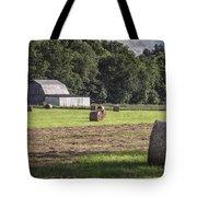 Bale-o-rama Tote Bag