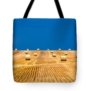 Bales On The Storm Tote Bag
