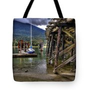Balfour British Columbia Tote Bag