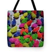 Bali Coloured Chicks Tote Bag