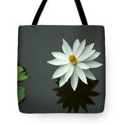 Bali Flower Tote Bag