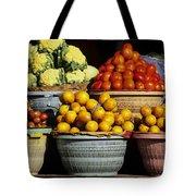 Bali Food Tote Bag